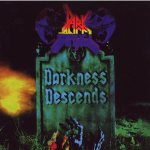 Dark Angel - Darkness Descends (Standar - 1 CD