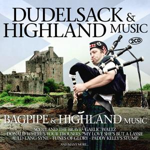 Various - Dudelsack & Highland Music - 2 CD