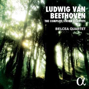 Belcea Quartet - Streichquartette Gesamt - 8 CD