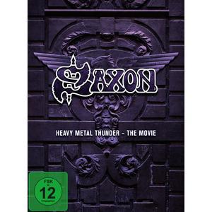 Saxon - Heavy Metal Thunder - The Movie - 2 DVD