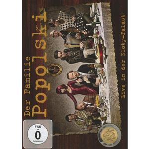 Familie Popolski, Der - Live In Der Zloty - Palast-Der Beste Von Der Best - 1 DVD