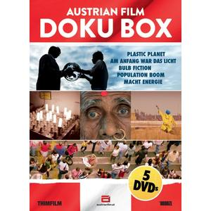 Austrianfilm - Doku-Box - 5 DVD