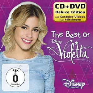 OST/Various - Violetta-Best Of (Deluxe) / OST - 2 CD+DVD