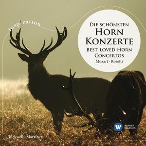 Tuckwell, Barry / Marriner, Neville - Die Schönsten Hornkonzerte - 1 CD