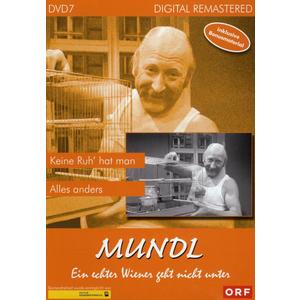 Mundl - Mundl 7 - Ein echter Wiener geht nicht unter - 1 DVD