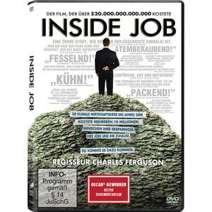 Damon, Matt - Inside Job - 1 DVD