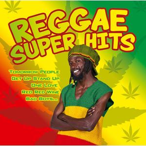 Various - Reggae Super Hits - 1 CD