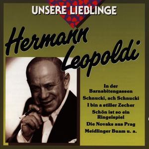 Leopoldi, Hermann - Unsere Lieblinge: Hermann Leopoldi - 1 CD