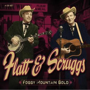 Flatt & Scruggs - Foggy Mountain Gold - 4 CD