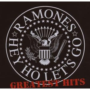 Ramones - Greatest Hits - Hey Ho Let's Go - 1 CD