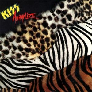 Kiss - Animalize (Remastered) - 1 CD