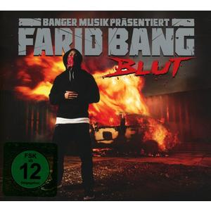 Bang, Farid - Blut - 2 CD+DVD