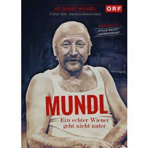 Mundl - Mundl - Ein Echter Wiener Geht Nicht Unter - 3 DVD