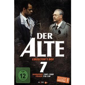 Alte, Der - Alte Collectors Box 7 - 5 DVD