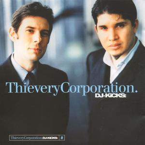 Thievery Corporation - Dj Kicks - 1 CD