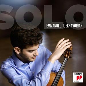 Tjeknavorian, Emmanuel - Solo - 1 CD