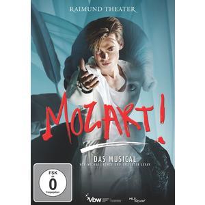 Kuipers / Borchert / Seibert / Gomes - Mozart! Das Musical - Live Aus dem Raimundtheater - 1 DVD