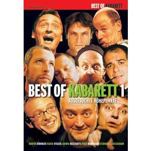 Various - Best Of Kabarett - 1 DVD