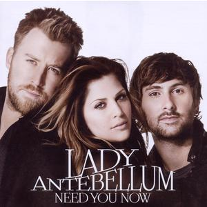 Lady Antebellum - Need You Now - 1 CD
