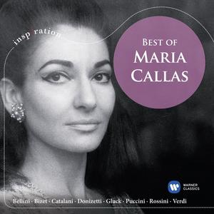 Callas, Maria - Maria Callas - Best Of - 1 CD