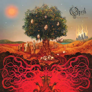 Opeth - Heritage - 1 CD