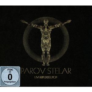 Stelar, Parov - Live (At) Pukkelpop - 2 CD+DVD