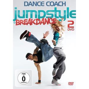 Various - Dance Coach - Jumpstyle & Breakdance - 2 DVD