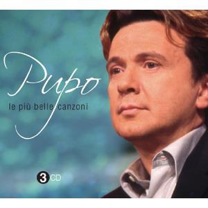 Pupo - Le Piu Belle Canzoni - 3 CD