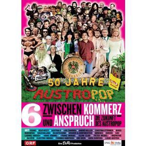 50 Jahre Austropop - Folge 06: Kommerz Und Anspruch - Die Zukunft des Austropop - 1 DVD