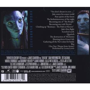 Horner, James - Avatar (Score) - 1 CD