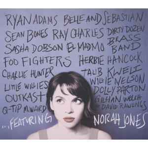 Jones, Norah - Featuring - 1 CD