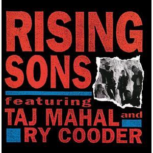 Cooder, Ry & Taj Mahal - Rising Sons - 1 CD