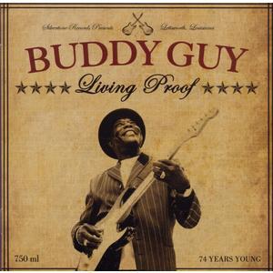Guy, Buddy - Living Proof - 1 CD