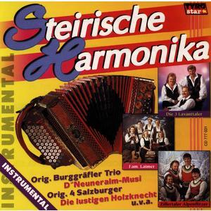 Various - Steirische Harmonika Instrumental - 1 CD