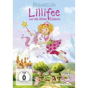 Prinzessin Lillifee - Prinzessin Lillifee Und Das Kleine Einhorn - 1 DVD