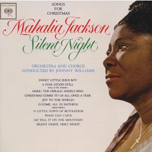 Jackson, Mahalia - Silent Night: Songs For Christmas-Expanded Edition - 1 CD