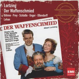 Prey / Ollendorff / Schaedle / Lehan - Der Waffenschmied - 2 CD