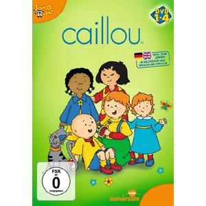 Caillou - Caillou Box (DVD 1-4) - 4 DVD