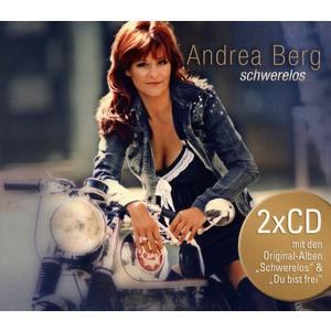 Berg, Andrea - Schwerelos - 2 CD
