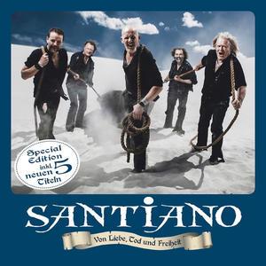 Santiano - Von Liebe, Tod Und Freiheit - 1 CD