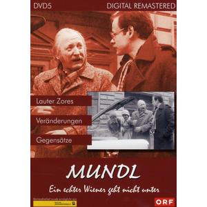 Mundl - Mundl 5 - Ein echter Wiener geht nicht unter - 1 DVD