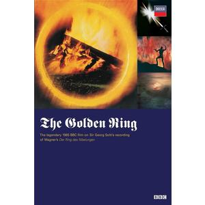 Solti / U.A. - Golden Ring, The - 1 DVD