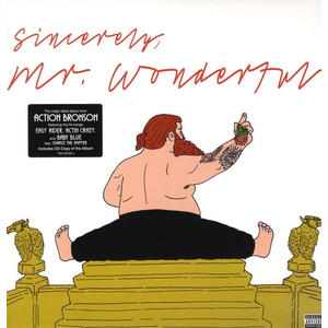 Action Bronson - Mr. Wonderful - 2 LP+BonusCD