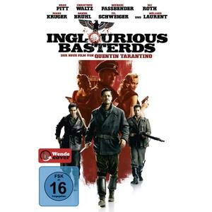 Pitt / Waltz / Laurent - Inglourious Basterds - 1 DVD