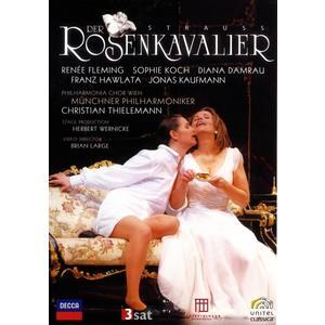 Fleming / Kaufmann / ... - Der Rosenkavalier - 1 DVD