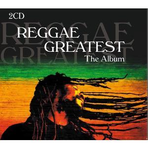 Various - The Album - Reggae Greatest - 2 CD