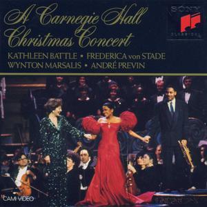 Battle, Kathleen / Von Stade, Frederica / Marsalis, Wynton - A Carnegie Hall Christmas - 1 CD