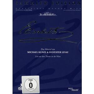 Hakvoort, Maya / Kaya, Serkan / Kamaras, Mate - Elisabeth Sammler Edition - 3 DVD