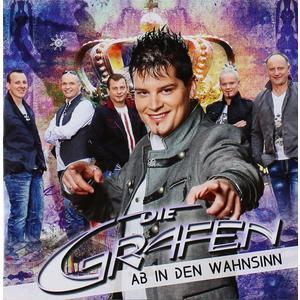 Grafen, Die - Ab In Den Wahnsinn - 1 CD