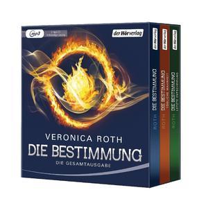 Stenzel, Janin - 01 - 03 / Die Bestimmung (Gesamtausgabe) - 3 MP3 CD